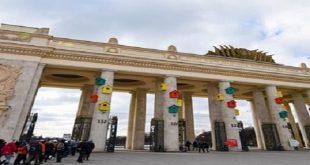 متنزهات موسكو تستعد لاحتفالات النصر