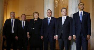 ضرورة إبقاء العقوبات على روسيا أهم قرارات قمة البيت الأبيض