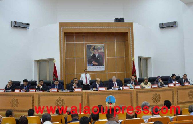 جدول أعمال الدورة العادية لشهر فبراير 2017 لمجلس جماعة فاس