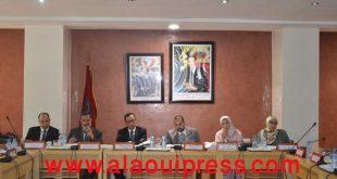الحسين عبادي رئيس مجلس عمالة فاس : المصادقة بالإجماع على مشروع الهيكل التنظيمي انخراط فعلي لتعزيز الشراكة والمشاركة والحكامة الجيدة