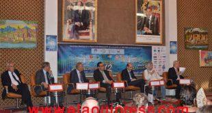 """افتتاح فعاليات الدورة 12 للمهرجان الدولي للثقافة الأمازيغية بفاس تحت شعار : """"الأمازيغية وثقافات المتوسط : العيش المشترك"""""""