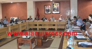 مجلس عمالة فاس يستعد لعقد دورته العادية لشهر شتنبر 2016 صباح يوم الأربعاء القادم 14 / 09 / 2016