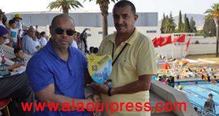 نجاح الملتقى الدولي القرويين للسباحة 13 بفاس، جسدته المقاربة التشاركية بين جماعة فاس وفريق الماص للسباحة