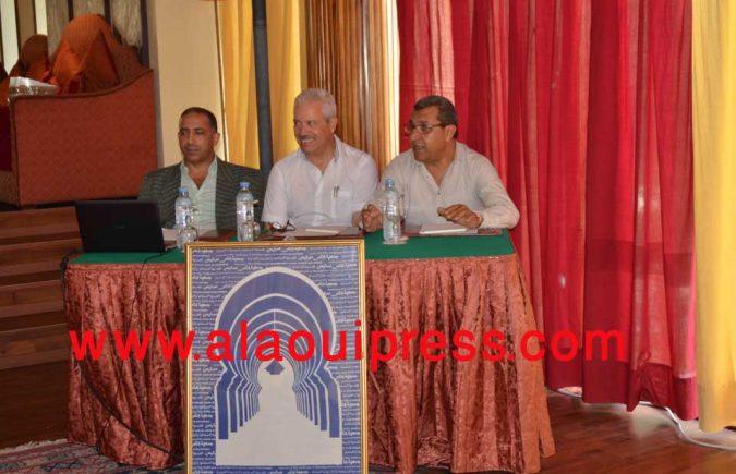 التسويق الإعلامي لفعاليات المهرجان الدولي 12 للثقافة الأمازيغية الذي ستحتضنه مدينة فاس أيام 15-16-17 يوليوز 2016