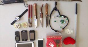 المصالح الأمنية تضع حدا لنشاط عصابة إجرامية نفذت عدة سرقات تحت التهديد بالأسلحة البيضاء بكل من مدينتي فاس وصفرو