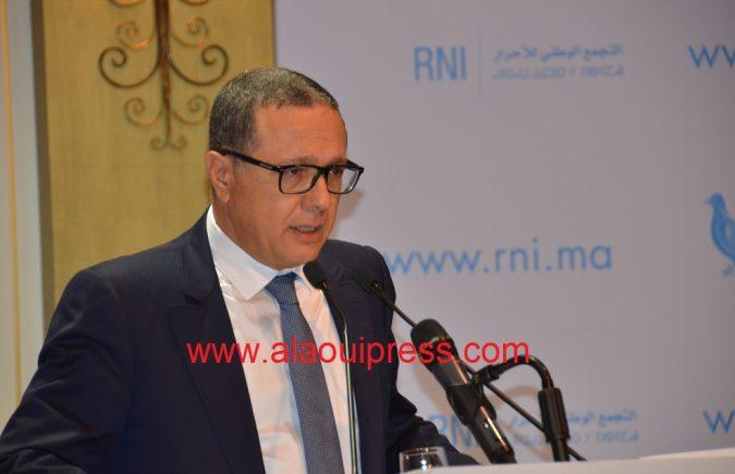 القيادي التجمعي محمد بوسعيد من فاس : الحكومة بحاجة إلى نخب مثال للنزاهة والإستقامة والكفاءة والتجربة