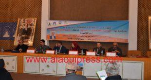 النص الكامل لمداخلة الدكتور خالد التوزاني : الأدب الصوفي في الصحراء المغربية : الهوية والإمتداد