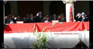 ولاية أمن فاس تؤبن شهداء الواجب تحت إشراف والي الجهة وبحضور شخصيات قضائية وعسكرية ومدنية