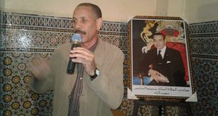لاَ تَكُـــــنْ غَاِفـــــــــلاً : للشاعر المغربي الأستاذ عبد الرزاق الفلق