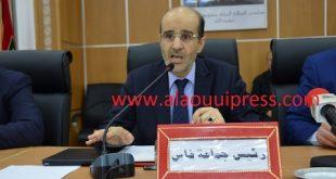 عمدة فاس د ادريس الآزمي : مضامين التقرير الإخباري لدورة فبراير 2017، والإشادة بعودة المغرب إلى الإتحاد الإفريقي