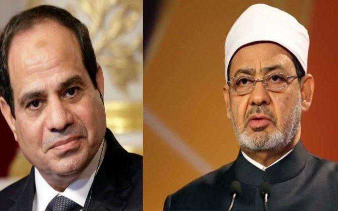 انتفاضة الأزهر ضد قرار السيسي الداعي إلى حظر الطلاق شفويا في مصر