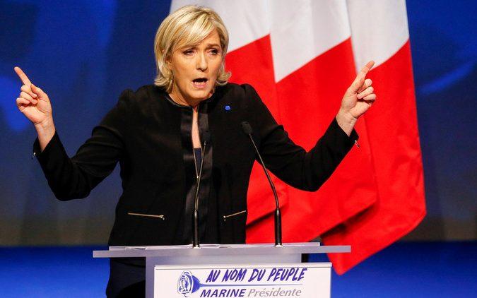 العولمة دمرتنا والاتحاد الأوروبي خيار فاشل : مارين لوبان المرشحة للرئاسة الفرنسية