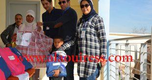 جمعية الأعمال الإجتماعية بعمالة فاس تصنع الحدث الإنساني بدوار أولاد جرير جماعة سيدي حرازم