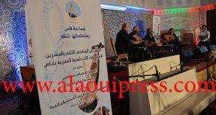 فرقة موديخار الإسبانية نجم السهرة الأولى للمهرجان الوطني22 للموسيقى الأندلسية المغربية بفاس