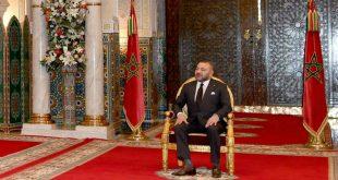 جلالة الملك محمد السادس نصره الله يترأس مراسم تعيين أعضاء الحكومة الجديدة