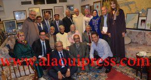 عميد الأدب المغربي الأستاذ الدكتور عباس الجراري رئيسا شرفيا لكرسي الأدب المغربي – فاس