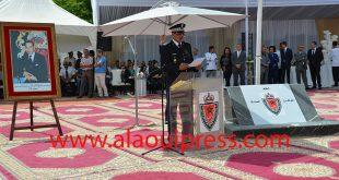 ولاية أمن فاس وفي غمرة الأجواء الإحتفالية المفعمة بالروح الوطنية خلدت الذكرى 61 لتأسيس الأمن الوطني