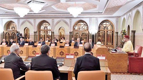 هذه أهم المواضيع التي تداولها المجلس الوزاري تحت رئاسة الملك محمد السادس حفظه الله