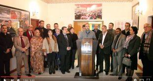 """عادل بنحمزة : المؤتمر 17 لحزب الاستقلال لن يكون """"مونلوغ"""" كما يشتهيه البعض"""