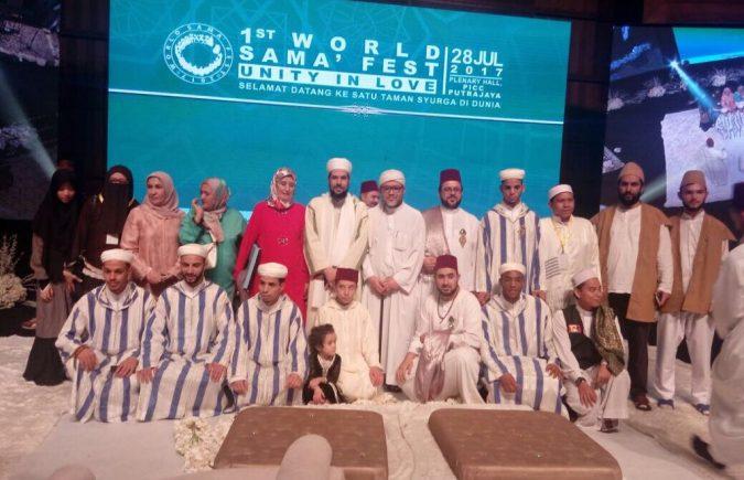 المركز الأكاديمي الدولي للدراسات الصوفية والجمالية : الريادة في مجال ترسيخ الدبلوماسية الموازية عبر العالم وببعض الدول الآسيوية