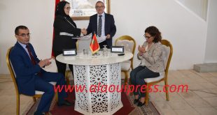 التوقيع على اتفاقية شراكة بين جمعية قافلة نور الصداقة ACNA ومنظمة CARITAS الدولية : الأبعاد والدلالات