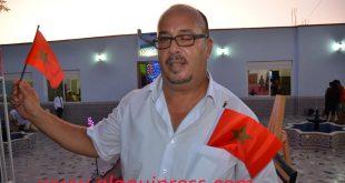 بالشفاء العاجل للرئيس المدير العام لشركة F.O.I Gardinage السيد عبد القادر البوصيري