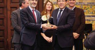 تتويج جماعة فاس في شخص عمدتها إدريس الآزمي بجائزة التجربة الذهبية في مجال التدبير المستدام بمدينة إشبيلية
