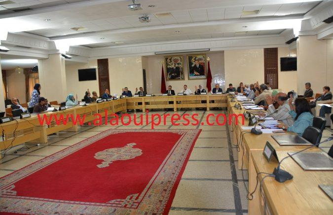 مجلس عمالة فاس يختتم أشغال دورته العادية لشهر يونيو بالمصادقة بالإجماع على جميع النقط المدرجة