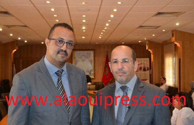 يوم مشهود : مؤسسة محمد السادس للنهوض بالأعمال الإجتماعية للقيمين الدينيين وجمعية الأمل لمرضى السكري بالمغرب تصنعان الحدث