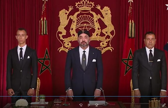 هكذا رأيت خطاب الملك من الحسيمة.. بقلم : عبد القادر العفسي
