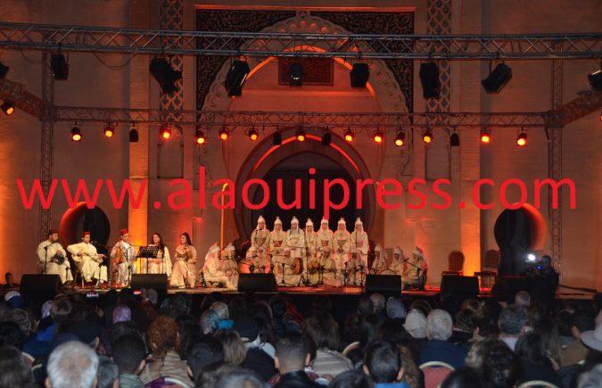 مدينة فاس تحتضن الدورة 12 لمهرجان فاس للثقافة الصوفية تحت شعار : الثقافة الصوفية إنسية روحية لزمننا