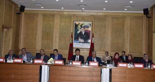 مجلس جهة الشرق يصادق بالإجماع على النقط المدرجة في جدول أعمال دورة أكتوبر 2018