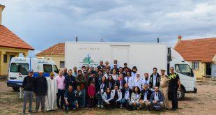 انطلاق المشروع الصحي : العملية المندمجة للوقاية والعلاج من أمراض الأكياس المائية بإقليم إفران