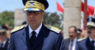 الارتقاء بالهيكلة التنظيمية لمصالح الأمن الوطني بمدينة سلا من منطقة إقليمية إلى أمن إقليمي