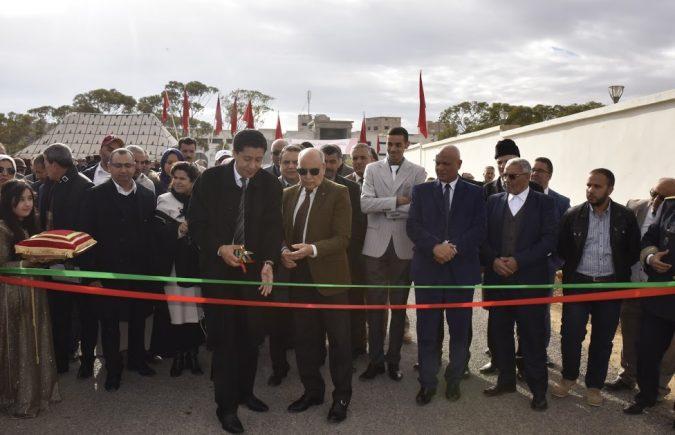 مجلس جهة الشرق يخصص 335 مليون درهم لإنجاز مشاريع تنموية مساهمة منه في تأهيل اقليم تاوريرت