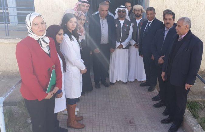 المجلس التنفيذي لإمارة أبو ظبي يخصص هبة مالية لإقتناء آليات ومستلزمات طبية لفائدة المركز الصحي تيزي وسلي إقليم تازة