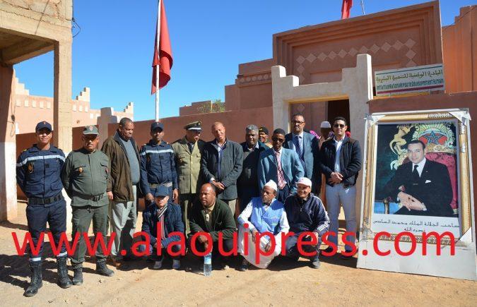 القافلة الطبية لجمعية الأمل لمرضى السكري بالمغرب تحط الرحال بجماعة تغبالت دائرة تزارين إقليم زاكورة