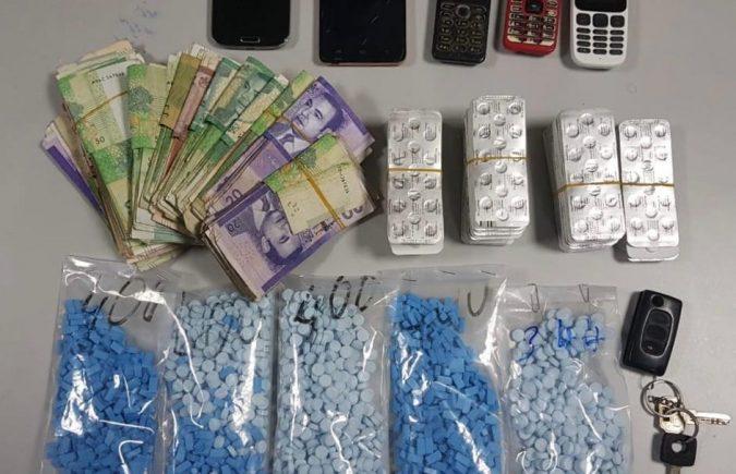 الديستي بالمرصاد لتجار المؤثرات العقلية [مخدر الإكستازي على وجه الخصوص] بمدينة فاس