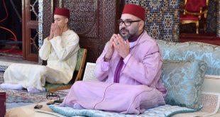 الحمد الله الذي كَلَّلَ بالنجاح العملية التي أُجْرِيَتْ لمولانا أمير المؤمنين جلالة الملك محمد السادس حفه الله برعايته
