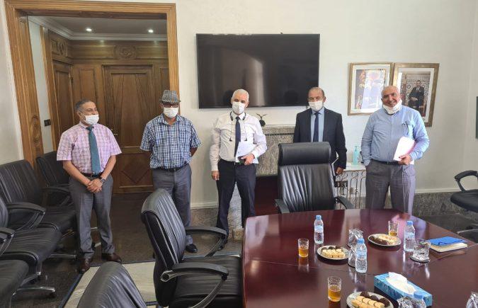 مخرجات اللقاء الذي جمع وزير الصحة البروفيسور آيت الطالب بالكاتب العام للمنظمة الديمقراطية للصحة الدكتور أعريوة