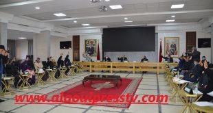 مجلس عمالة فاس يصادق بالإجماع على برمجة فائض اعتمادات ميزانية التسيير للسنة المالية 2020