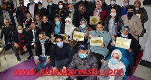 اليوم العالمي للمرأة 8 مارس 2021 : أيقونات الحفل التكريمي لمنظمة الشبيبة الإستقلالية سايس 1 بفاس تحت المجهر