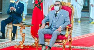 جلالة الملك محمد السادس حفظه الله يترأس مراسم توقيع اتفاقيات لتصنيع لقاح كورونا الصيني بالمغرب