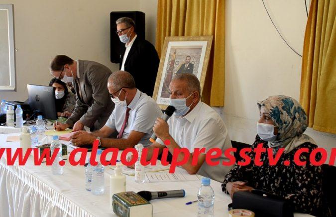بالإجماع تم انتخاب البرلماني رشيد الفايق رئيسا للجماعة الترابية أولاد الطيب للمرة الثالثة على التوالي