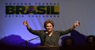 إقالة رئيسة البرازيل ديلما روسيف بين الإدانة القوية والدعوة إلى الهدوء والحوار
