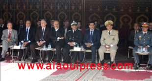 ولاية أمن فاس تخلد الذكرى 60 لتأسيس الأمن الوطني