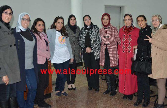 البرنامج الوطني التضامني الرمضاني لمنظمة فتيات الإنبعاث