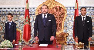 صاحب الجلالة الملك محمد السادس نصره الله سيوجه خطاب العرش للأمة صباح السبت 2016/7/30 ابتداءً من الساعة 10 صباحا