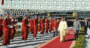 جلالة الملك محمد السادس حفظه الله يتوجه إلى الجمهورية الديمقراطية الفيدرالية لإثيوبيا