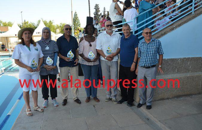 الملتقى الدولي 14 القرويين للسباحة بفاس : محطة سنوية لترسيخ الدبلوماسية الموازية في بعدها الرياضي القاري